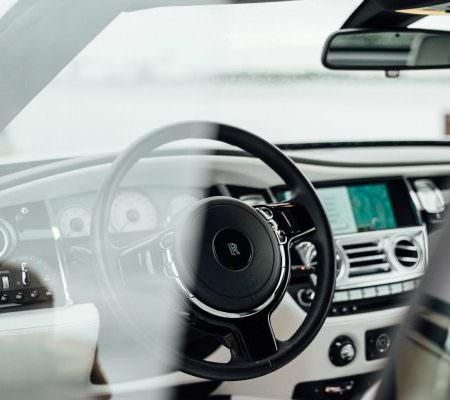 luxury rent car