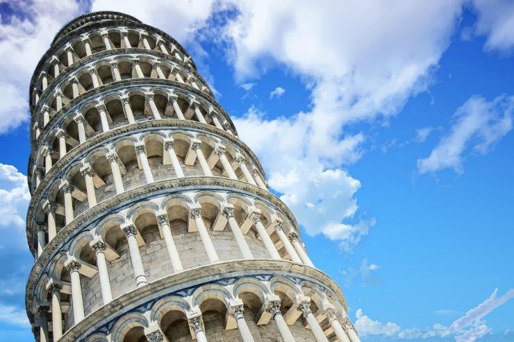 Escursione a Lucca e Pisa