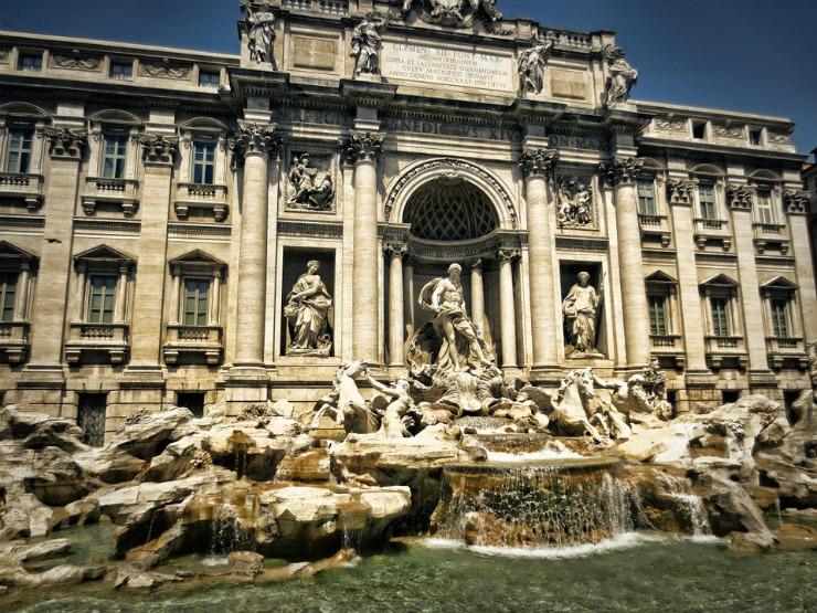 Escursione del centro di Roma