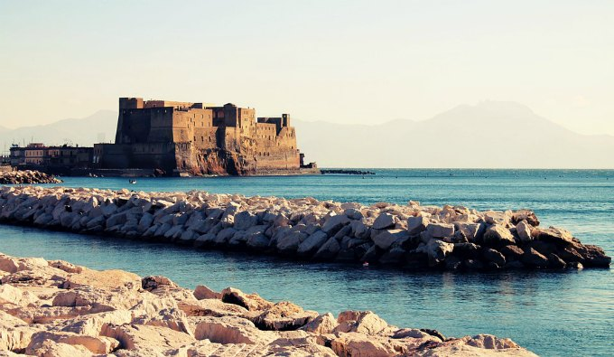 castelli di napoli