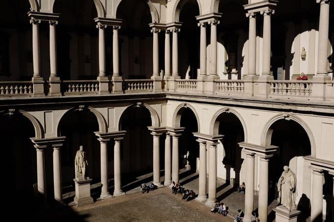 Visita la Pinacoteca di Brera