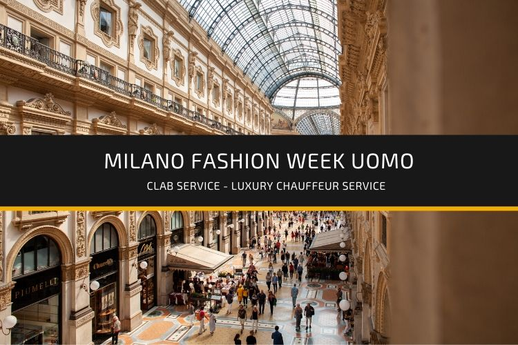 milano fashion week uomo