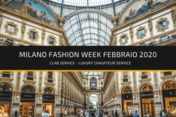 milano fashion week donna